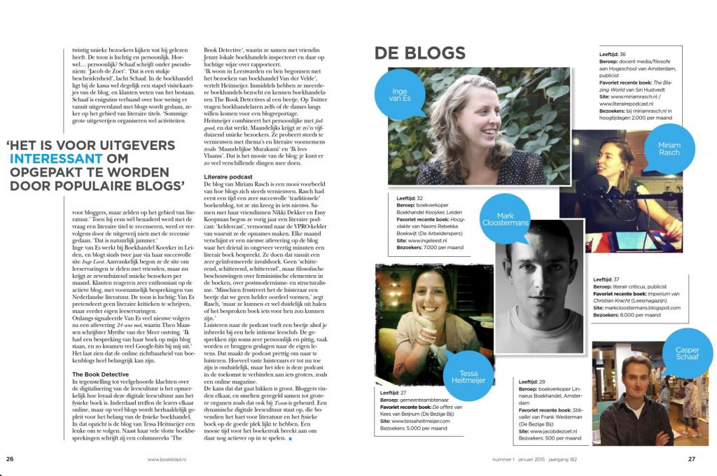 Boekblad nr. 1 2015 p. 26-27