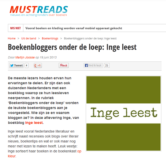 Interview MustReads