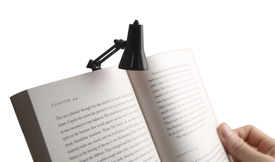 The Book Lamp