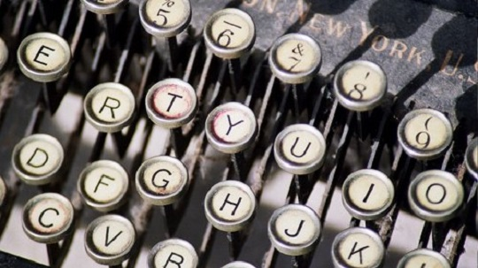 typewriter-keys