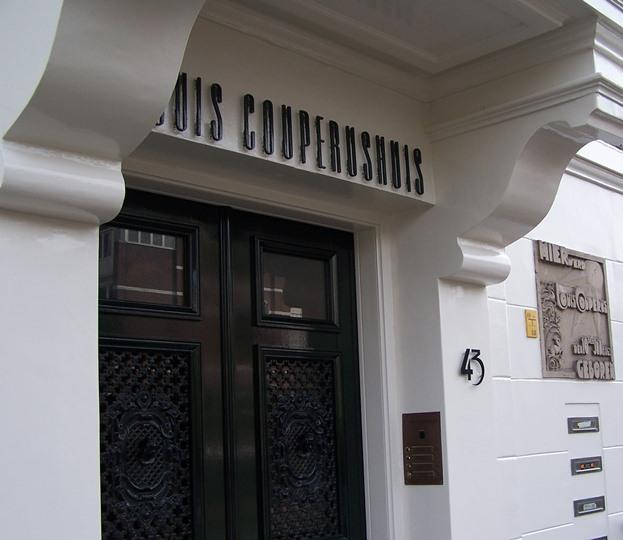 Mauritskade 43