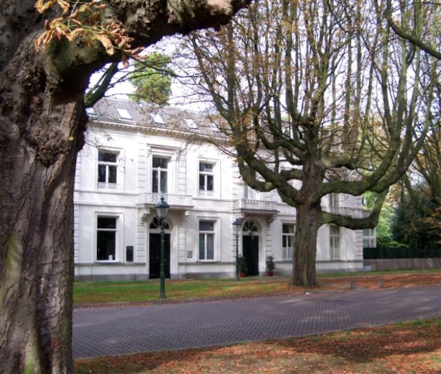 Sophialaan 12 woonhuis Elisabeth Baud