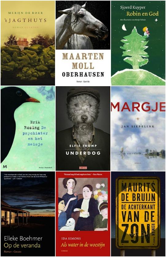Deze boeken wil ik de komende tijd graag lezen