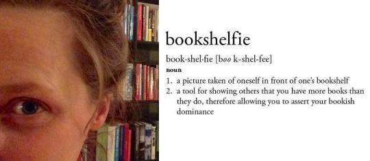 Bookshelfie Inge